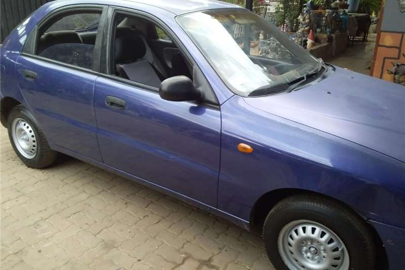Daewoo Matiz 1999