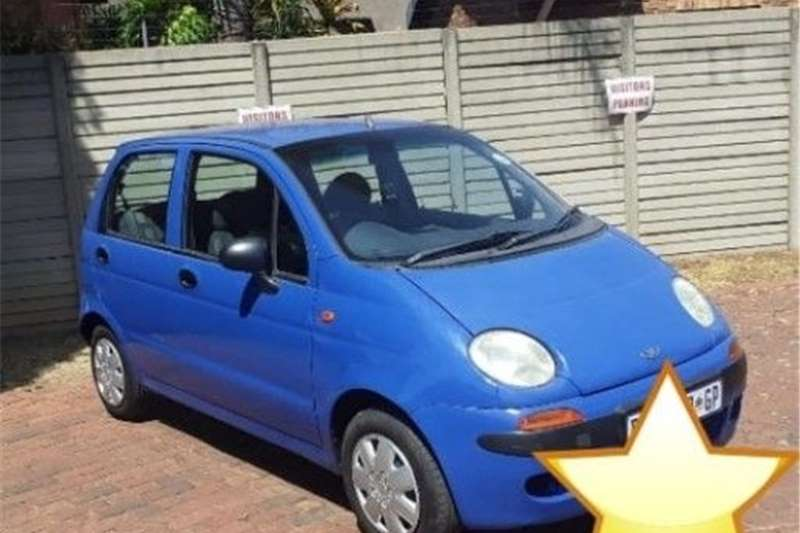 Used 2002 Daewoo Matiz