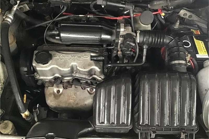 2000 Daewoo Matiz