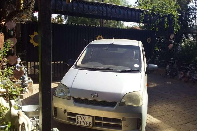 Daihatsu Charade 1.0 Celeb 2008