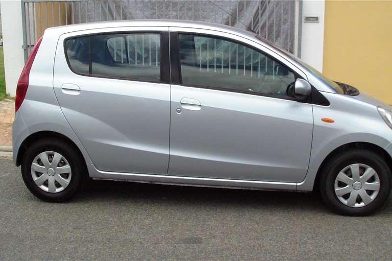 Daihatsu Charade 1.0 Classic automatic 2010