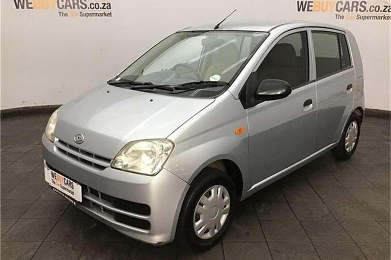 2008 Daihatsu Charade 1.0 Classic