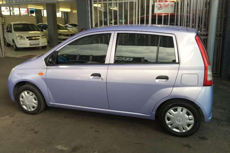 2005 Daihatsu Charade 1.0 Celeb