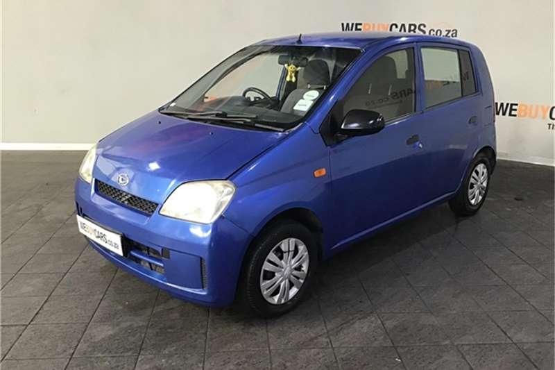 2005 Daihatsu Charade CX