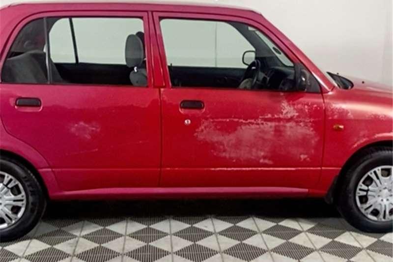 Used 2001 Daihatsu Cuore