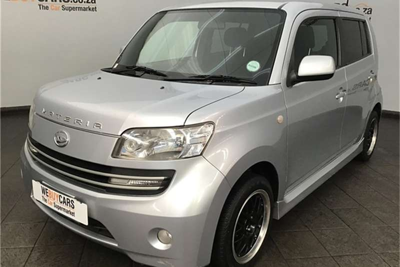 2009 Daihatsu Materia 1.5 automatic