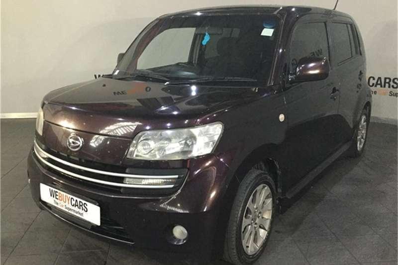 2007 Daihatsu Materia 1.5