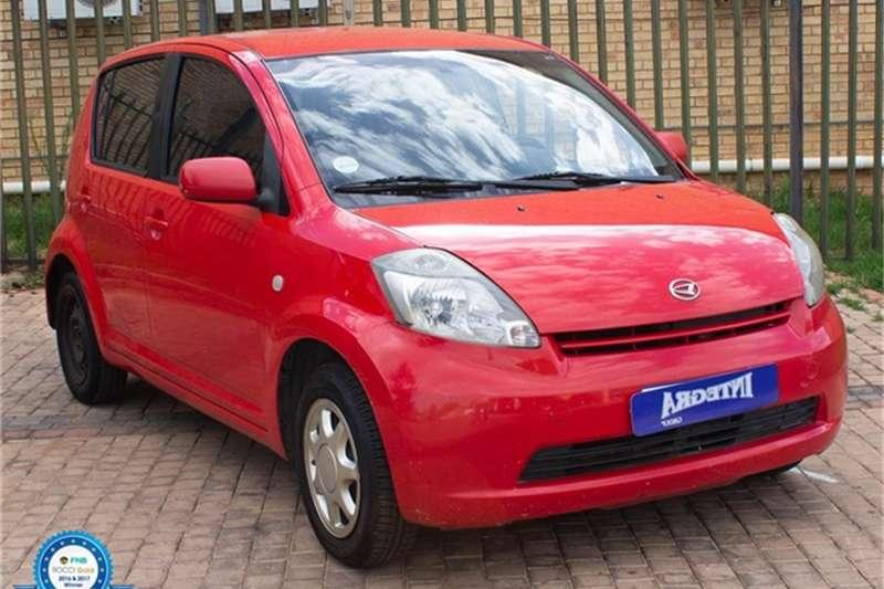 Daihatsu Sirion 1.3 2006