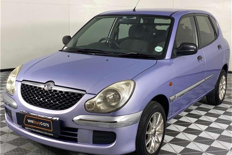 Used 2006 Daihatsu Sirion 1.3