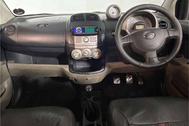 Used 2007 Daihatsu Sirion 1.3