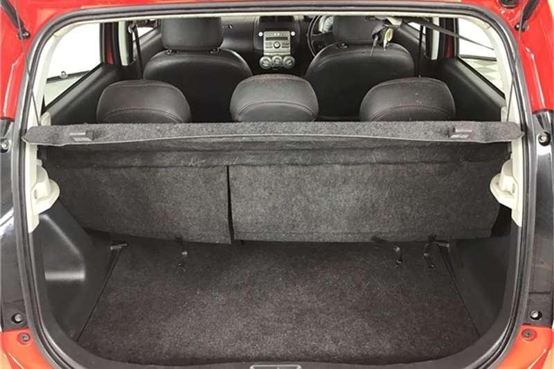 Daihatsu Sirion 1.3 2008