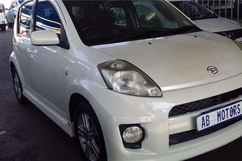 Used 2008 Daihatsu Sirion 1.3