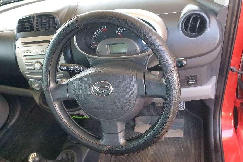 Used 2009 Daihatsu Sirion 1.3