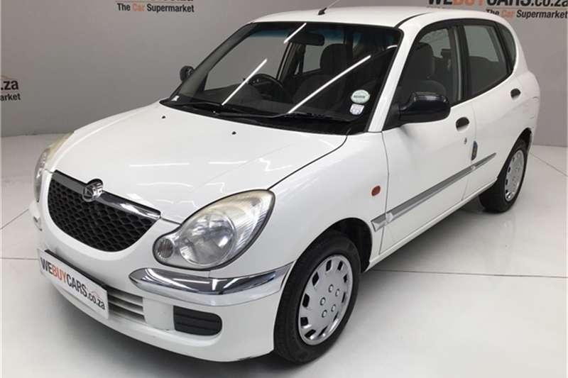 Daihatsu Sirion 1.3 automatic 2004