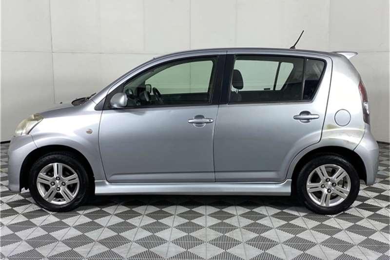 Used 2007 Daihatsu Sirion 1.3 automatic