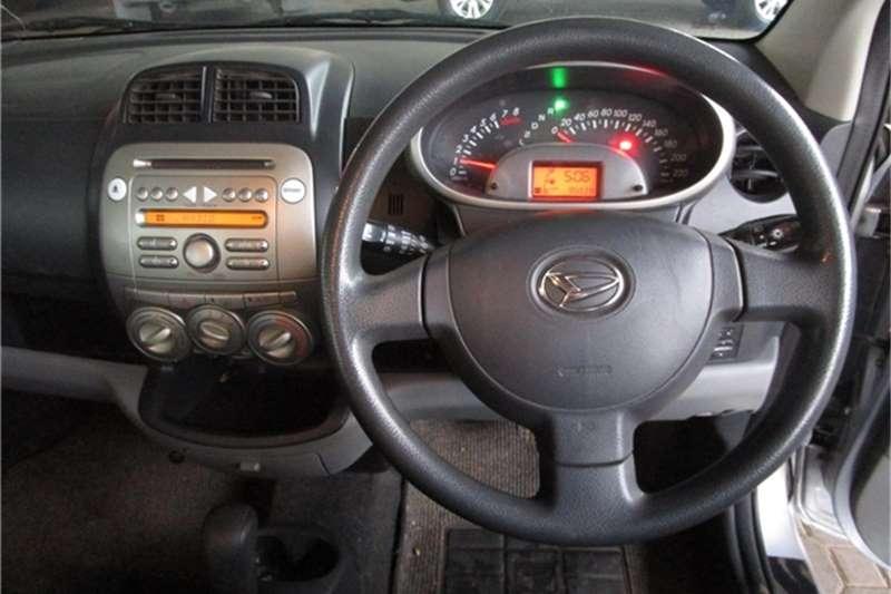 2008 Daihatsu Sirion Sirion 1.5 Sport auto
