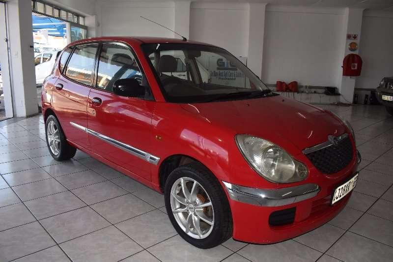 2005 Daihatsu Sirion 1.3 auto