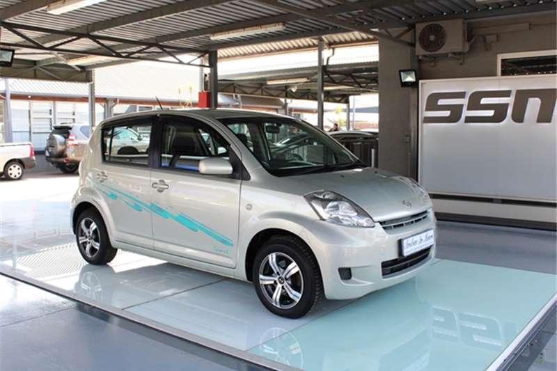 2008 Daihatsu Sirion
