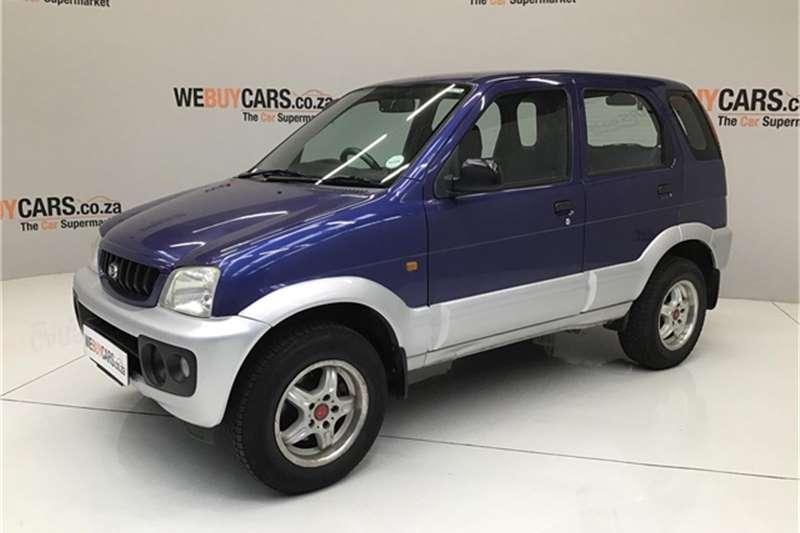Daihatsu Terios 1.3 2002