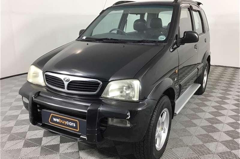 Used 2005 Daihatsu Terios 1.3