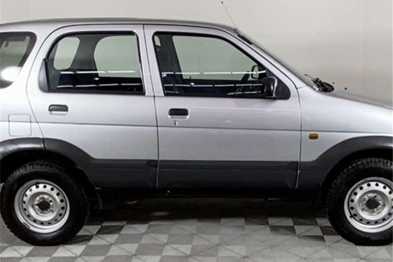 2005 Daihatsu Terios Terios 1.3