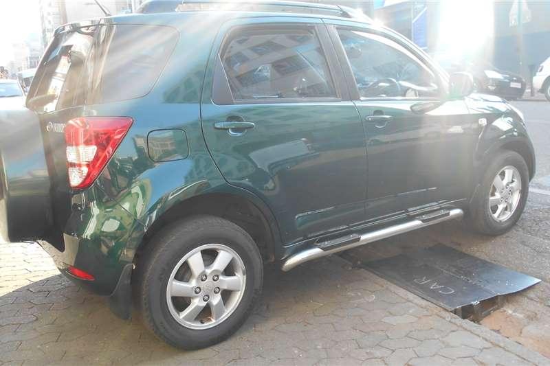 2010 Daihatsu Terios Terios 1.5