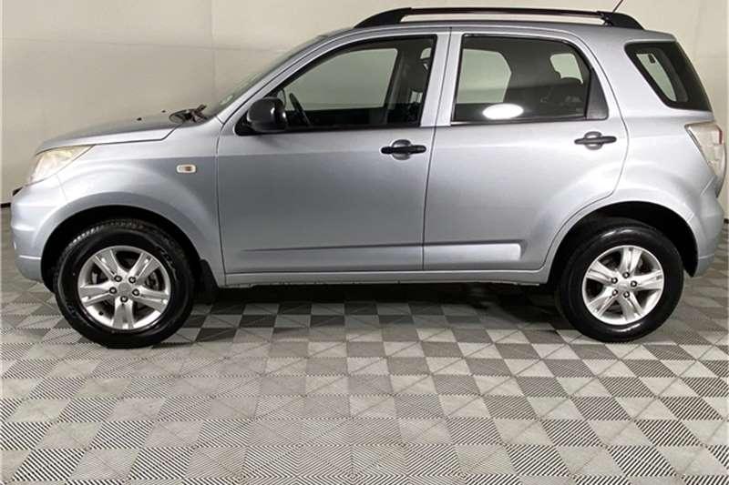 2011 Daihatsu Terios Terios 1.5