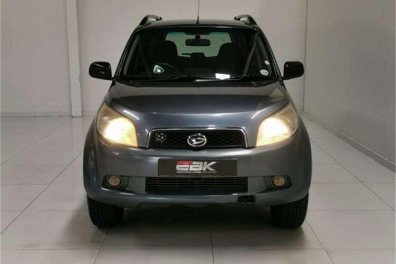 Used 2007 Daihatsu Terios 1.5 4x4