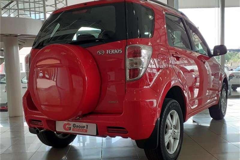 Daihatsu Terios 1.5 4x4 2011