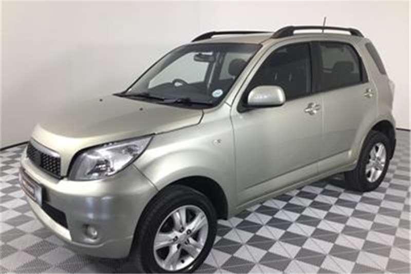 Daihatsu Terios 1.5 4x4 2013