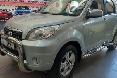 Used 2014 Daihatsu Terios 1.5 4x4