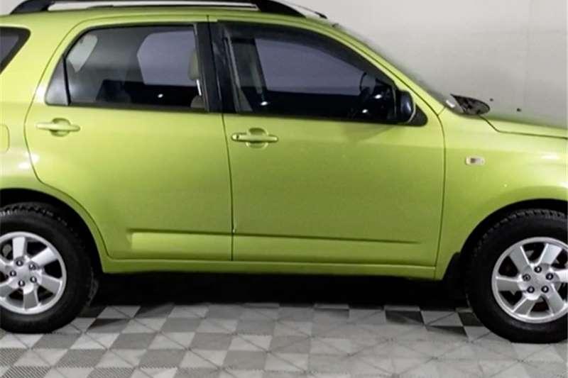 2007 Daihatsu Terios Terios 1.5 4x4 auto