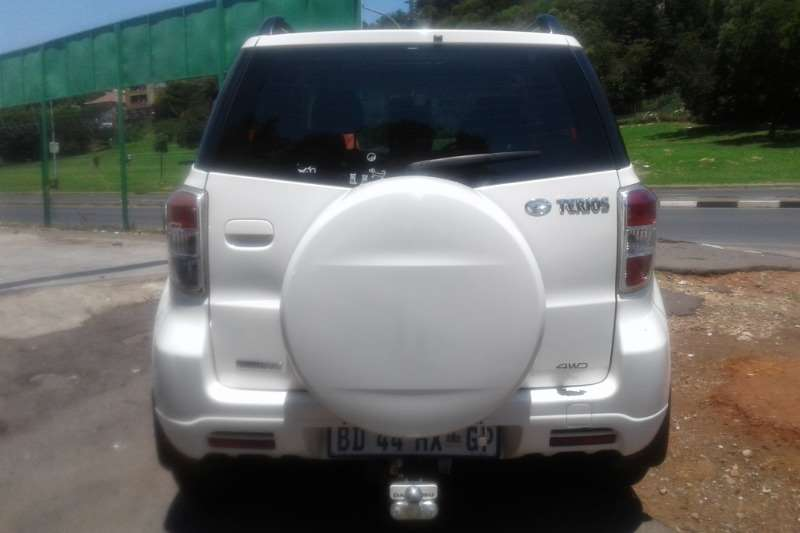Daihatsu Terios 1.5 4x4 auto 2011