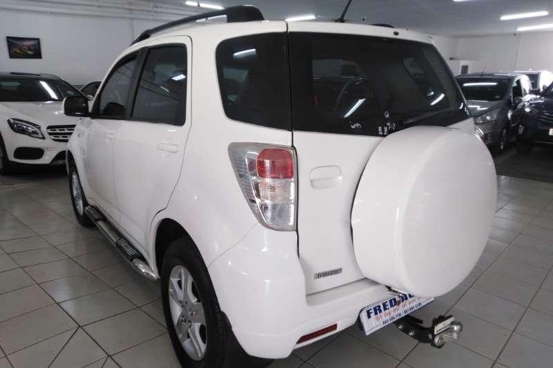 Used 2011 Daihatsu Terios 1.5 4x4 auto