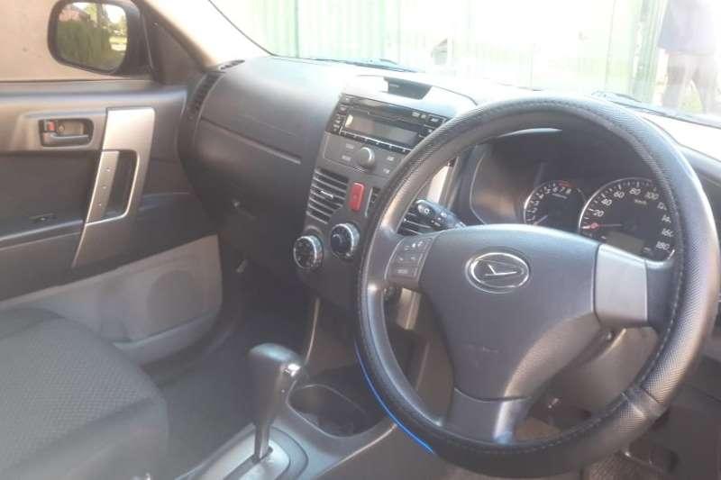 Daihatsu Terios 1.5 4x4 automatic 2010