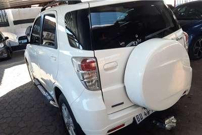 Used 2011 Daihatsu Terios 1.5 4x4 automatic