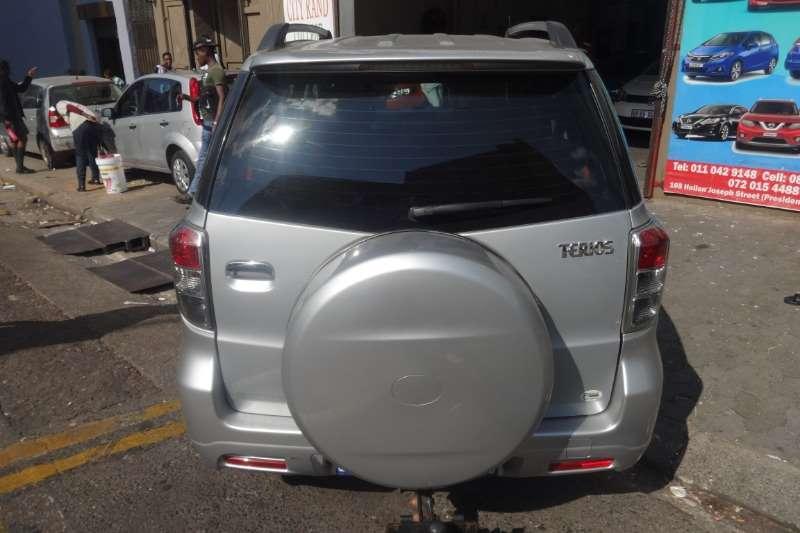 Daihatsu Terios 1.5 4x4 automatic 2012