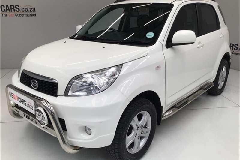 Daihatsu Terios 1.5 4x4 Off road 2011