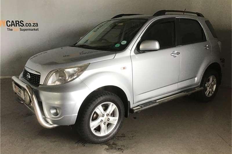 Daihatsu Terios 1.5 4x4 Off road 2014
