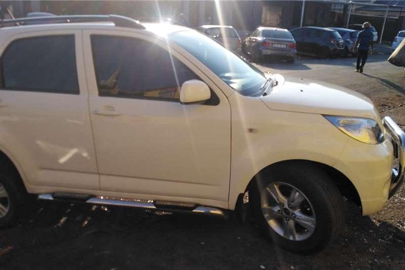 Daihatsu Terios 1.5 Special Edition 2010