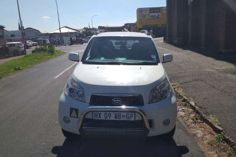 Daihatsu Terios 1.5 Special Edition 2011