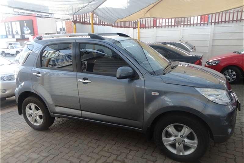 Daihatsu Terios 1.54X4 AUTO 2014