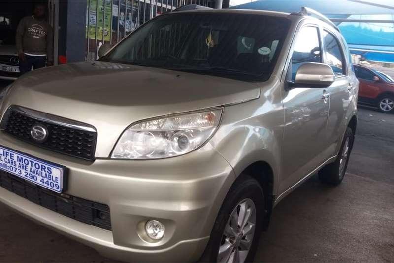 Used 2012 Daihatsu Terios