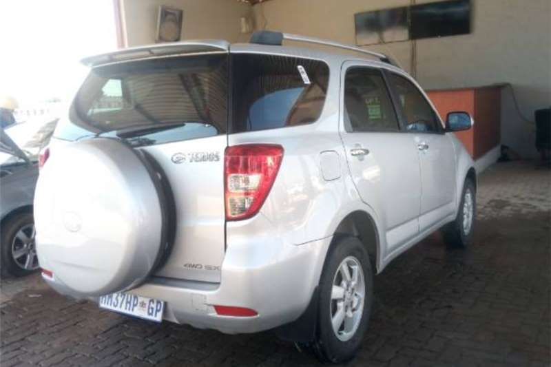 Used 2010 Daihatsu Terios