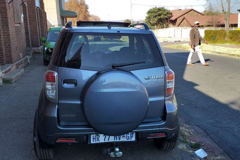 2011 Daihatsu Terios 1.5 Special Edition