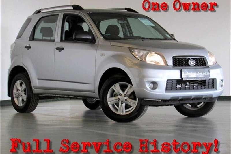 2014 Daihatsu Terios 1.5