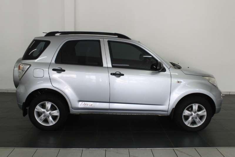 2013 Daihatsu Terios 1.5