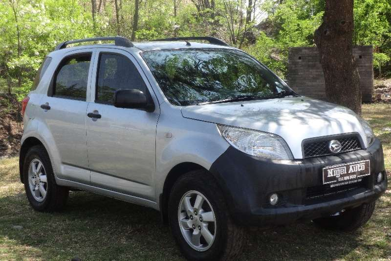 2008 Daihatsu Terios 1.3