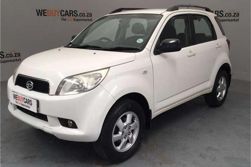 2008 Daihatsu Terios 1.5 4x4