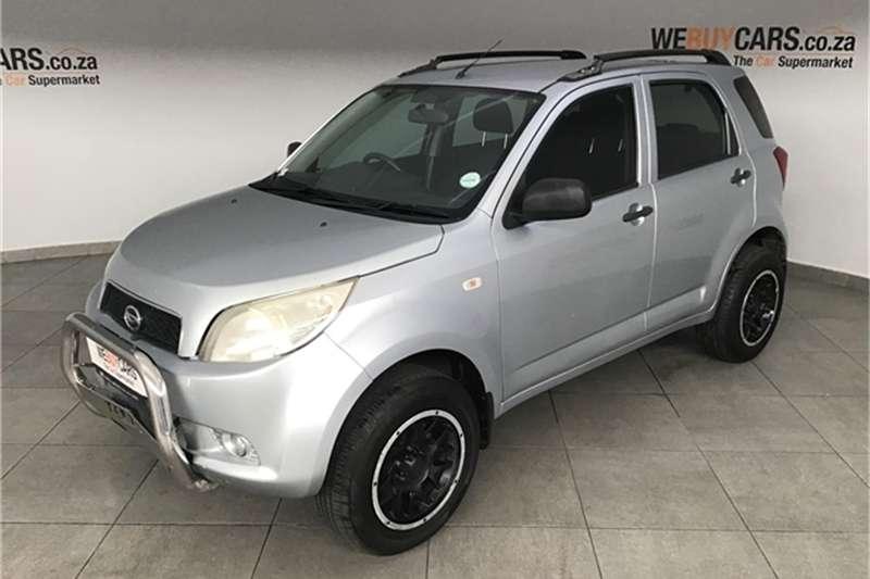 2007 Daihatsu Terios 1.5